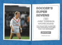 Airdrie Jimmy Sandison 163